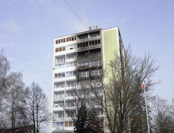 Poistenie bytového domu