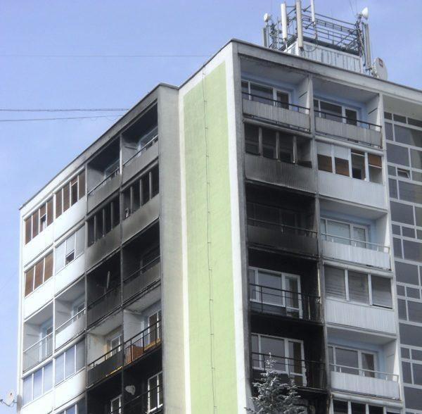 Podpoistený bytový dom